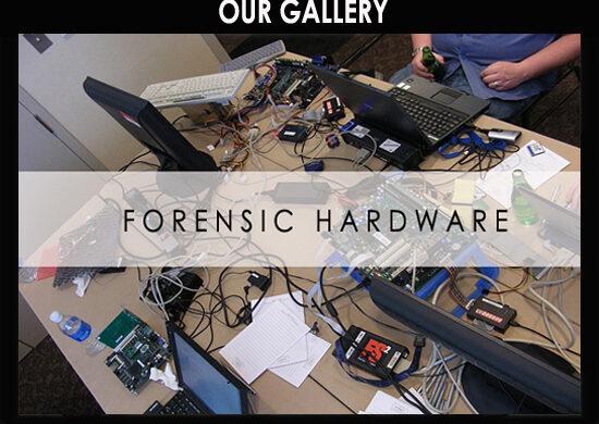 Forensic-Hardware